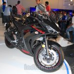 Yamaha YZF-R3 front quarter launched in Delhi at INR 3.25 Lakhs