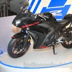 Yamaha YZF-R3 front three quarter launched in Delhi at INR 3.25 Lakhs