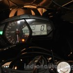 Yamaha YZF-R3 instrument cluster launched in Delhi at INR 3.25 Lakhs