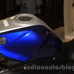 Yamaha YZF-R3 racing blue fuel tank launched in Delhi at INR 3.25 Lakhs