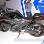 Yamaha YZF-R3 top launched in Delhi at INR 3.25 Lakhs