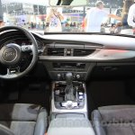 2015 Audi A6 Allroad Quattro dashboard at the 2015 Chengdu Motor Show