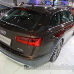 2015 Audi A6 Allroad Quattro rear quarter at the 2015 Chengdu Motor Show