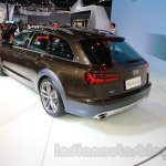 2015 Audi A6 Allroad Quattro rear quarters at the 2015 Chengdu Motor Show