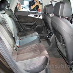 2015 Audi A6 Allroad Quattro rear seat at the 2015 Chengdu Motor Show