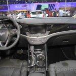 2015 Buick Verano dashboard at the 2015 Chengdu Motor Show