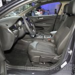 2015 Buick Verano front cabin at the 2015 Chengdu Motor Show