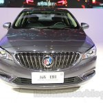 2015 Buick Verano front fascia at the 2015 Chengdu Motor Show