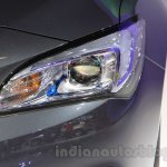 2015 Buick Verano headlamp at the 2015 Chengdu Motor Show
