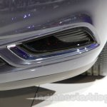 2015 Buick Verano lower fascia at the 2015 Chengdu Motor Show