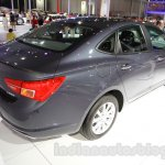 2015 Buick Verano rear end at the 2015 Chengdu Motor Show