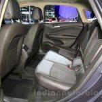 2015 Buick Verano rear seat at the 2015 Chengdu Motor Show