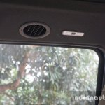 2015 Ford Endeavour AC vent on the roof (Review)