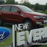2015 Ford Endeavour (Review)