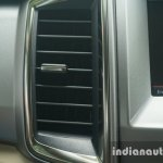 2015 Ford Endeavour air vent (Review)