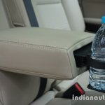 2015 Ford Endeavour arm rest (Review)