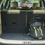 2015 Ford Endeavour bag in the boot (Review)
