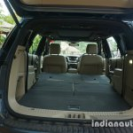 2015 Ford Endeavour flat folding floor (Review)