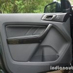 2015 Ford Endeavour front door card (Review)
