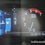 2015 Ford Endeavour instrument cluster 6 (Review)