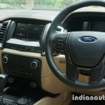 2015 Ford Endeavour interior (Review)