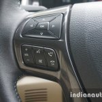 2015 Ford Endeavour multi-function steering wheel left (Review)
