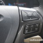 2015 Ford Endeavour multi-function steering wheel right (Review)