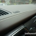 2015 Ford Endeavour stitching on the dashboard (Review)