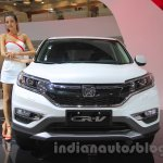 2015 Honda CR-V facelift at the 2015 Chengdu Motor Show