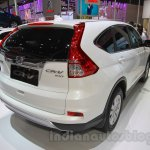 2015 Honda CR-V facelift rear quarter at the 2015 Chengdu Motor Show