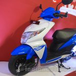 2015 Honda Dio front three quarter left at 2015 Nepal Auto Show