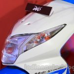 2015 Honda Dio headlamp at 2015 Nepal Auto Show