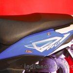 2015 Honda Dio side body at 2015 Nepal Auto Show