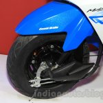 2015 Honda Dio wheel at 2015 Nepal Auto Show