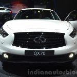 2015 Infiniti QX70 Ultimate front at IAA 2015