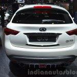2015 Infiniti QX70 Ultimate rear at IAA 2015