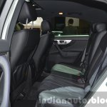 2015 Infiniti QX70 Ultimate rear seat at IAA 2015
