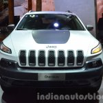 2015 Jeep Cherokee Trailhawk front at the IAA 2015