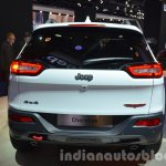 2015 Jeep Cherokee Trailhawk rear at the IAA 2015
