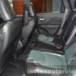 2015 Jeep Cherokee Trailhawk rear cabin at the IAA 2015