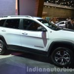 2015 Jeep Cherokee Trailhawk side at the IAA 2015