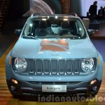 2015 Jeep Renegade Trailhawk front at the IAA 2015