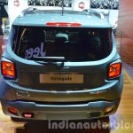2015 Jeep Renegade Trailhawk rear at the IAA 2015