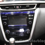 2015 Nissan Murano center console at the 2015 Chengdu Motor Show