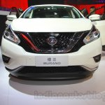 2015 Nissan Murano front at the 2015 Chengdu Motor Show