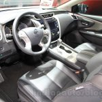 2015 Nissan Murano front cabin at the 2015 Chengdu Motor Show