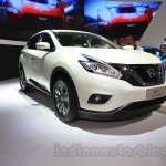 2015 Nissan Murano front quarter at the 2015 Chengdu Motor Show