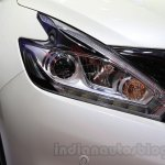 2015 Nissan Murano headlamp at the 2015 Chengdu Motor Show