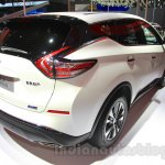 2015 Nissan Murano rear quarter at the 2015 Chengdu Motor Show