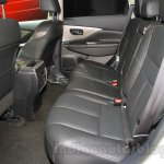 2015 Nissan Murano rear seat at the 2015 Chengdu Motor Show
